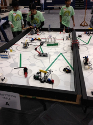 FIRST Lego League Tournament