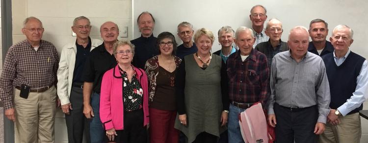 senior faculty and emeriti october 2015