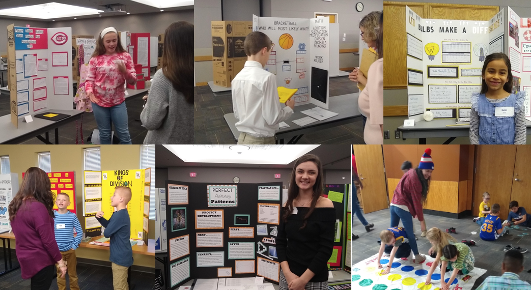 Math Fair 2019 - Images